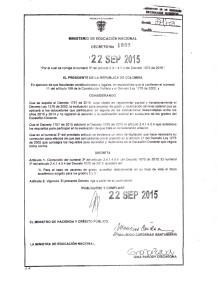 Decreto 1889 del 22 sep 2015